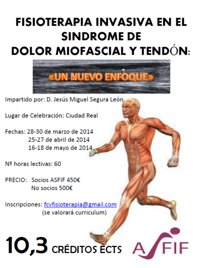 fisioterapia invasiva dolor miofascial y tendon