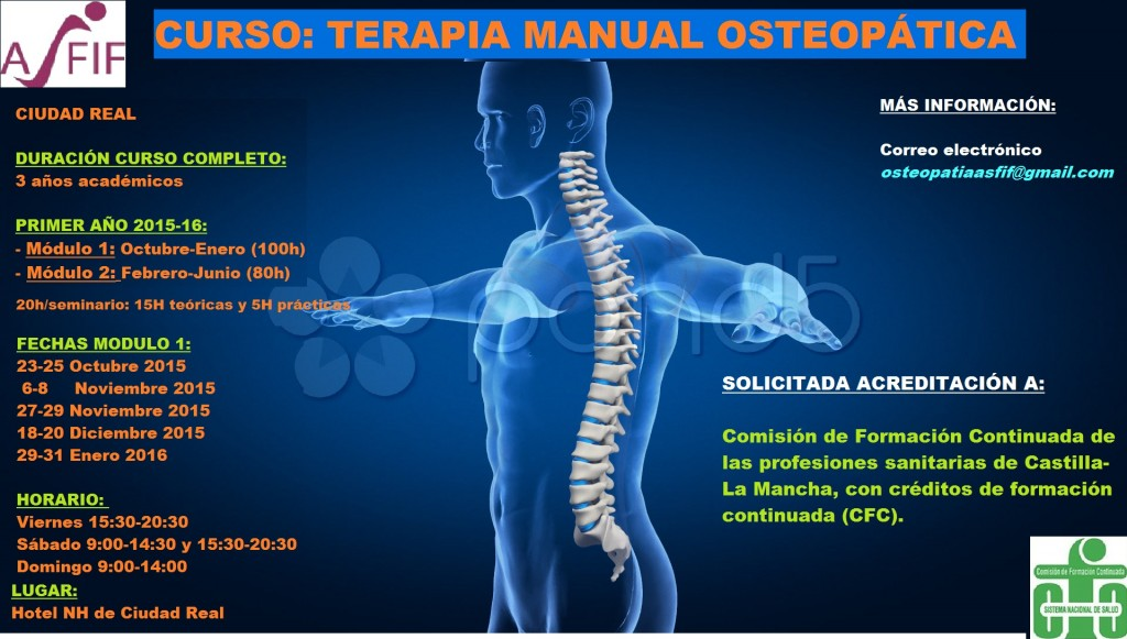 Fisioterapia Manual Osteopática